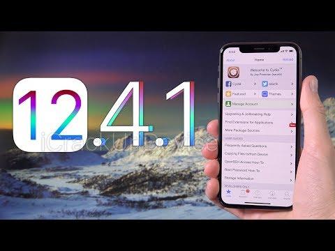 iOS 12.4.1 Jailbreak WARNING! How to STAY on iOS 12.4 & Jailbreak
