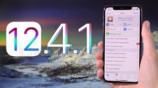 iOS 12.4.1 Jailbreak WARNING! How to STAY on iOS 12.4 & Jailbreak