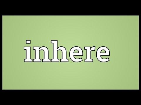 Header of inhere