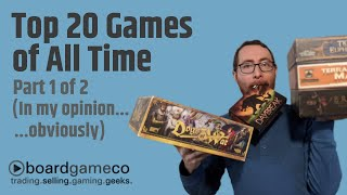 The Best Board Games Of All Time