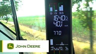 S700 - W pełni zautomatyzowany kombajn - #4 ProDrive i 25km/h