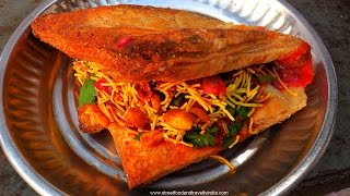 Masala Puff Craziest Indian Fast Food Making By Street Food & Travel TV India