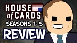 House of Cards Seasons 1-5 Review (Spoiler Free)