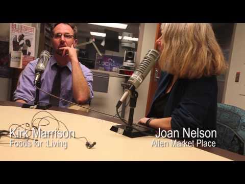Lansing Online News Radio - Kirk Marrison - Joan Nelson