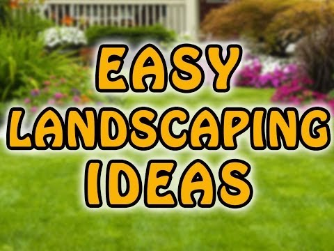 Easy Front Yard Landscaping Ideas And...