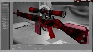 CS GO SKIN | G3SG1 | Hilal Turk 2017 Video