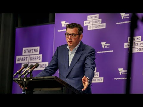 Andrews hospitalised after fall in his home