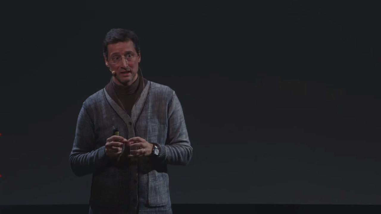 Up-cycle: la nuova vita degli sci | Marco Imperadori | TEDxPolitecnicodiMilanoU