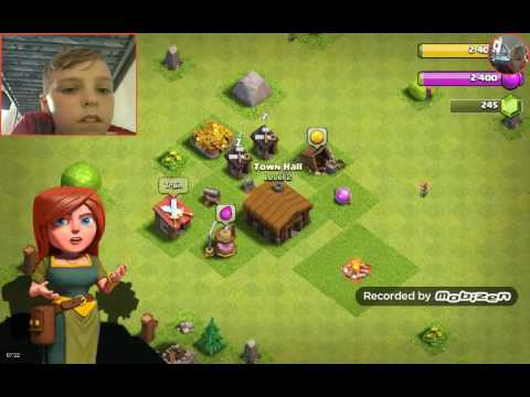 Clash of Clans | Long Video | Pt1