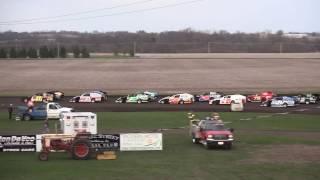 Benton County Speedway | IMCA Modifieds 4/9/17