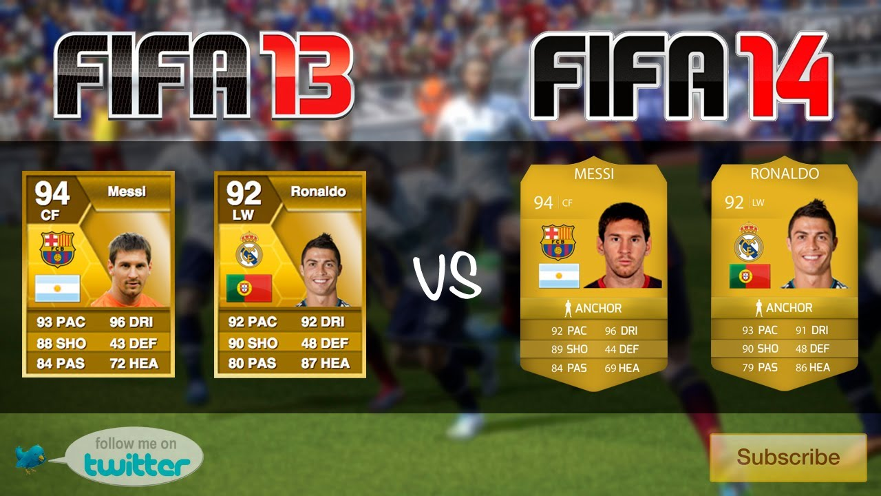 Messi Fifa 14 Card FIFA 14 Ultimat...