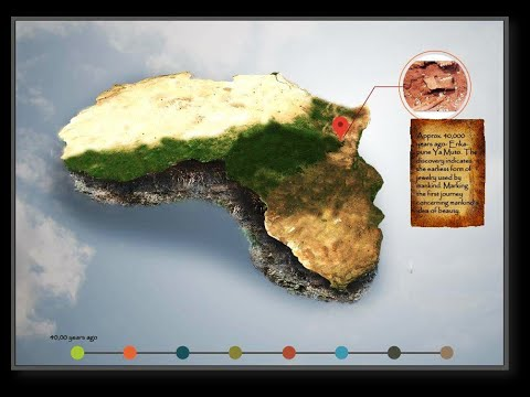 Animated African History Map!