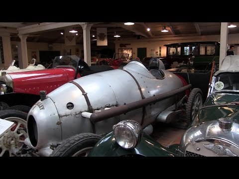 Brooklands Automobile And Aircraft Museum.  Weybridge Surrey.
