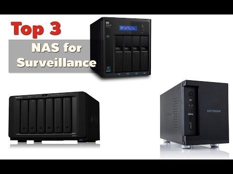 Top 3 NAS for Surveillance | Digitogy com | Digitogy com