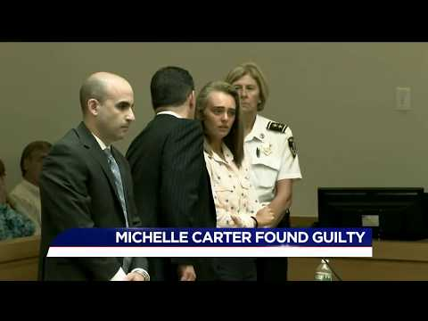 Michelle Carter guilty of involuntary manslaughter: June 17, 2017