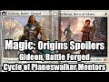 Magic Origins Spoiler: Gideon, Battle Forged; Chandra's Parents, and More!