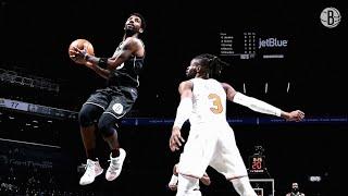Kyrie Irving Highlights | 34 Points Vs. New York Knicks