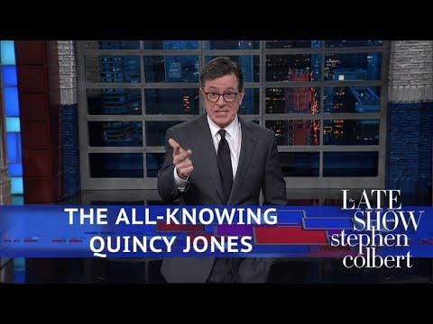 Quincy Jones Dishes On JFK, MJ, And POTUS