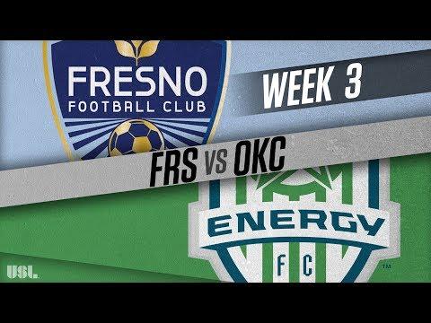 Fresno FC vs OKC Energy FC: March 31, 2018