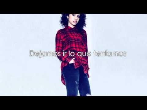 Alessia Cara - Overdose (LIVE) Sub Español