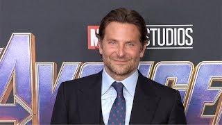 """Bradley Cooper """"Avengers: Endgame"""" World Premiere Purple Carpet Video"""