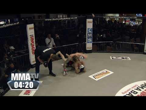 Fight 11 Tom Major vs Cam Else FFC 30