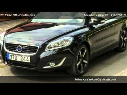 2013 volvo c70 convertible t5 for sale in brooklyn ny 11223 youtube. Black Bedroom Furniture Sets. Home Design Ideas