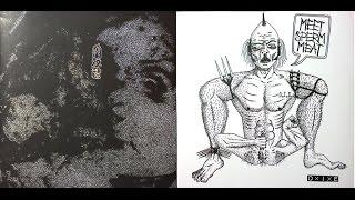 """Nikudorei (肉奴隸) / DxIxEx - 7"""" split (full album)"""