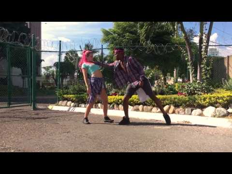 Tarrus Riley - Who Am I To You Choreography by Belle Unleash & Japanesekidd BG Dancer