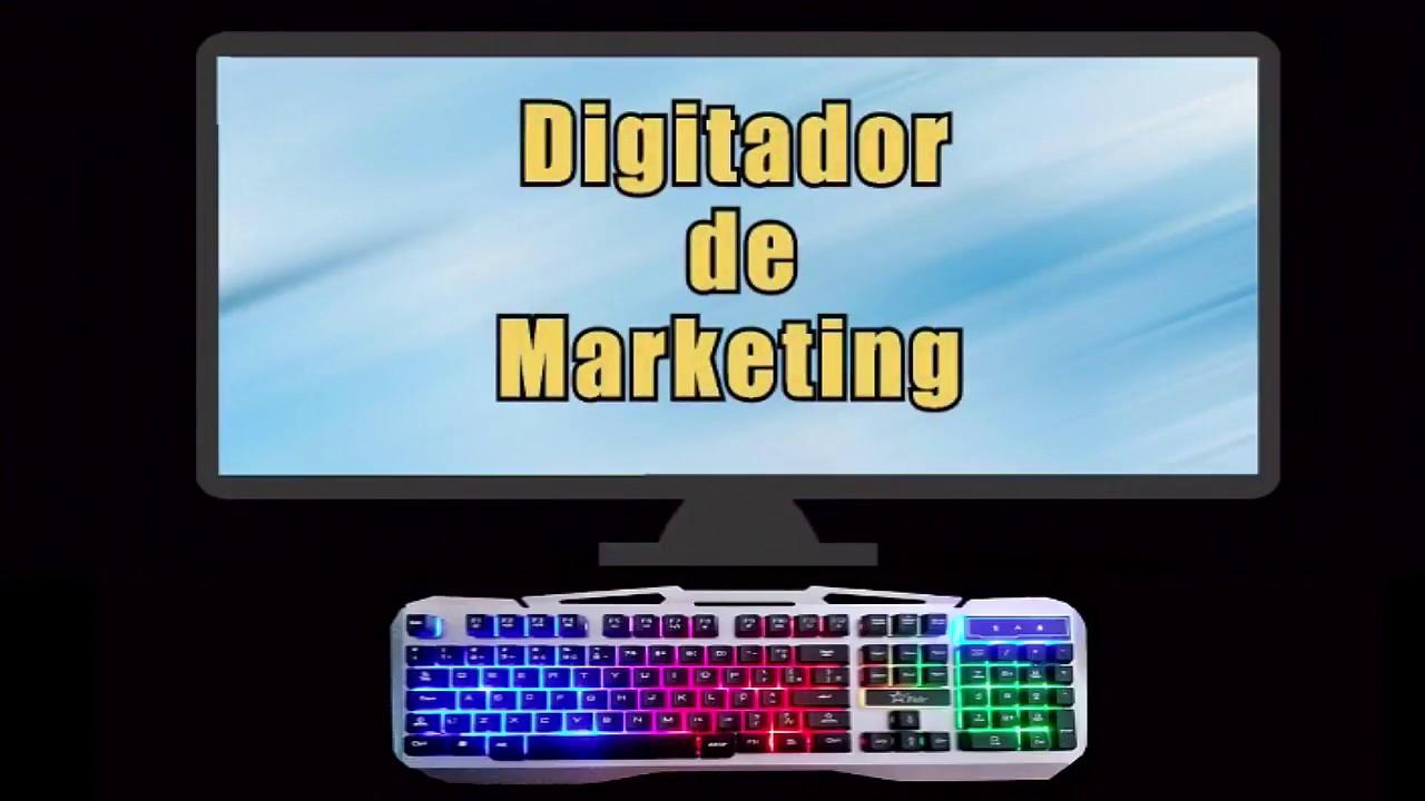 digitador de marketing online 2.0 funciona