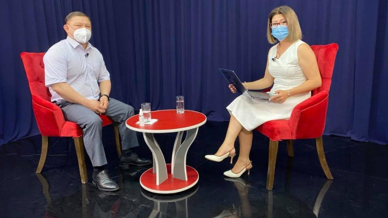 Өлкөдөгү саясий кырдаал, алдыдагы шайлоо тууралуу төрага Дастан Жумабеков менен маек (LIVE)