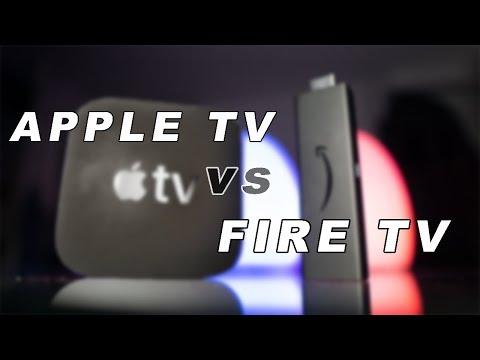 Apple TV Vs. Amazon Fire TV 4k (Stick) /// Der Showdown Der Streaming Boxen /// Adrian Journey