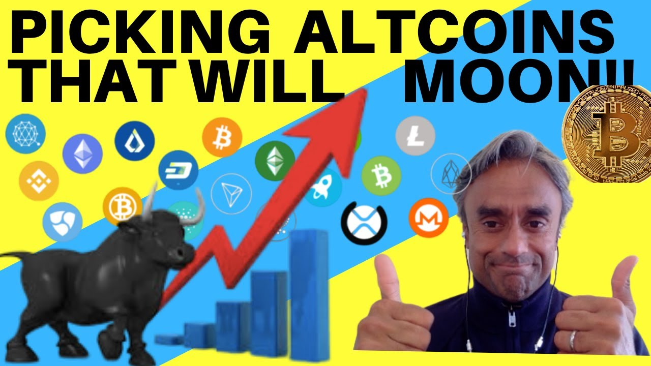 HOW TO PICK THE BEST ALTCOINS THAT ARE LIKELY TO MOON!