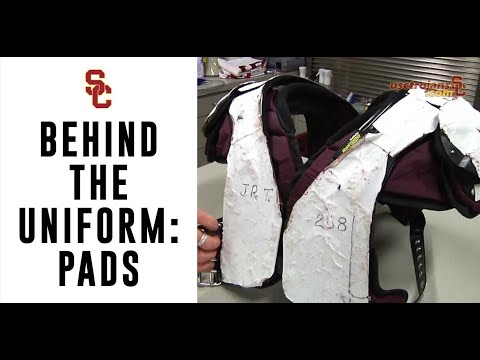 USC Football - Behind The Uniform: The Pads