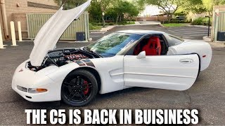 The C5 Is BACK!