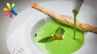 Летний освежающий суп с сорбетом от Александра Дияманштейна – Все буде добре. Выпуск 826 от 14.06.16