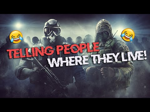 Telling People Where They Live *Voice Changer* Doxing People On Xbox One! -ChocolateChimp