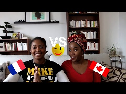 France Vs Quebec: Les expressions (feat...