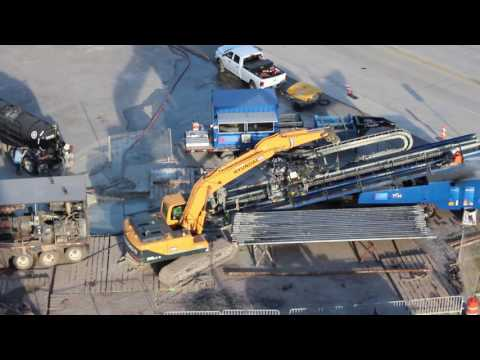 American Augers 440T Directional Drilling - Corpus Christi
