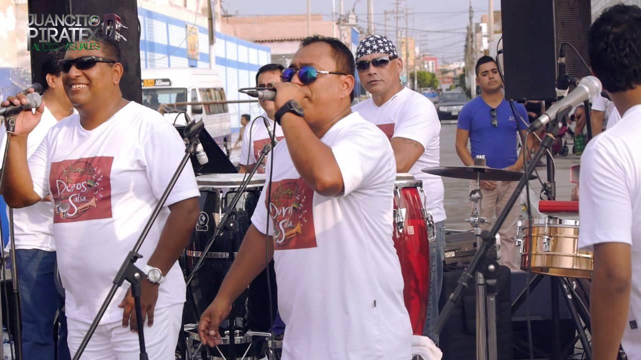 Hacha y Machete - Marco y Los Duros De La Salsa - Atahualpa Las ...