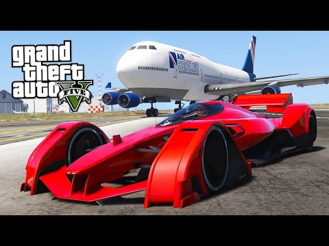 REAL LIFE CONCEPT CARS & SUPERCARS!! (GTA 5 Mods)
