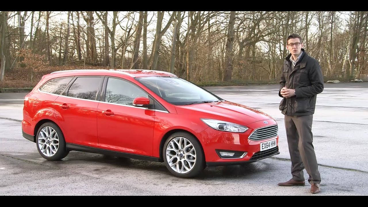 Ford Focus Estate 2015 Video Review Businesscar Youtube
