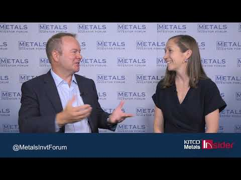 Gwen Preston talks to Paul West-Sells, CEO of Western Copper&Gold Corp. at the Sep 6-7, 2019 Forum.