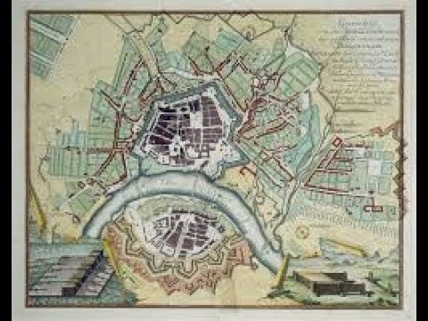 FLAT EARTH BRITISH. German Starfort Blueprints Show Sacred Geometry /Arab Ancient Flat Earth Map.