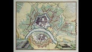 FLAT EARTH BRITISH. German Starfort Blueprints Show Sacred Geometry /Arab Ancient Flat Earth Map.