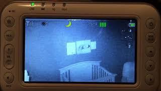 Spirit on Baby Monitor