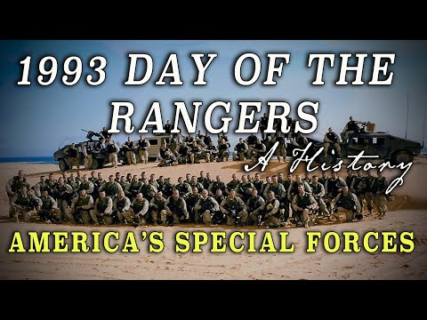 Battle of Mogadishu 1993 - America's Special Forces and Rangers