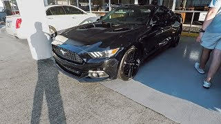 We bought ANOTHER BOOSTED MUSTANG for the channel!!!