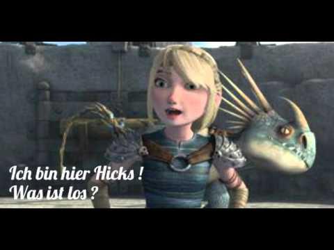 Die Geschichte von Astrid und Hicks  YouTube