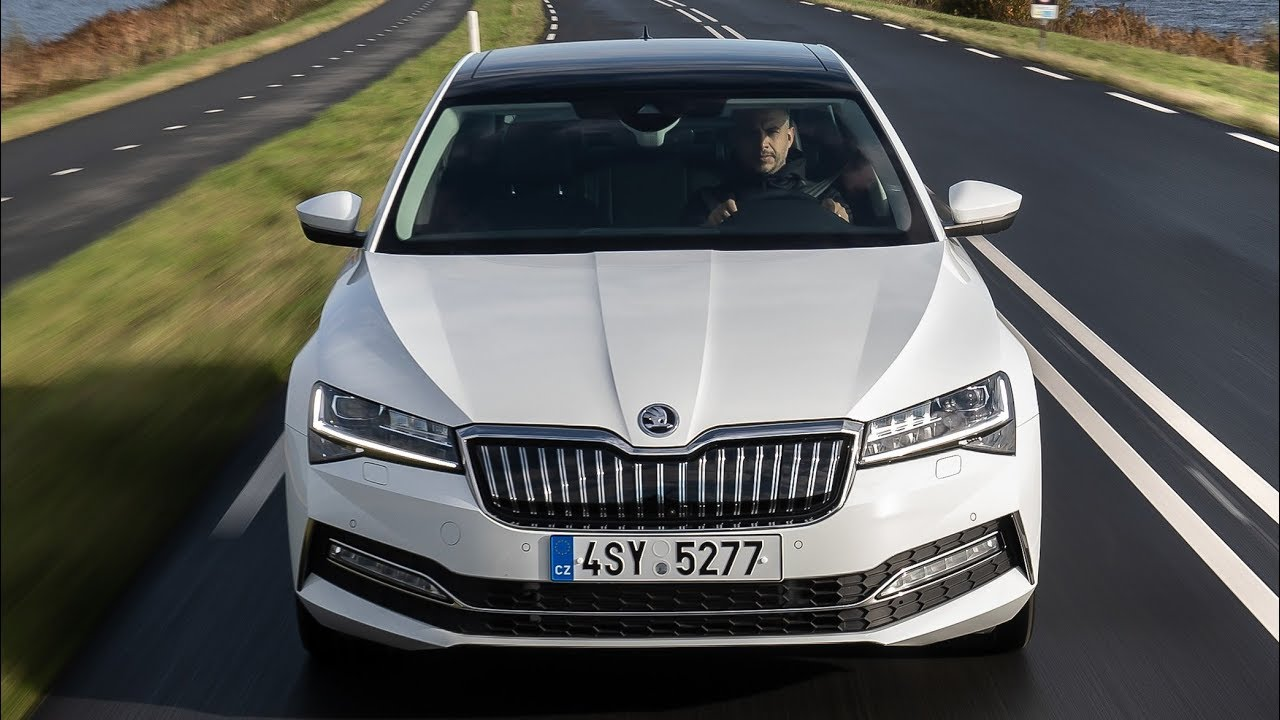 2020 Skoda Superb Iv Plug In Hybrid Youtube